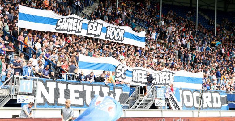 Fans helpen Heerenveen en willen stadion uitverkopen voor bekerclash met Ajax