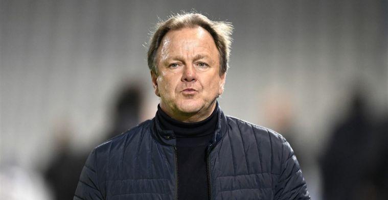 'Eerst promoveren en dan de club in de Eredivisie houden, dat is mijn missie'