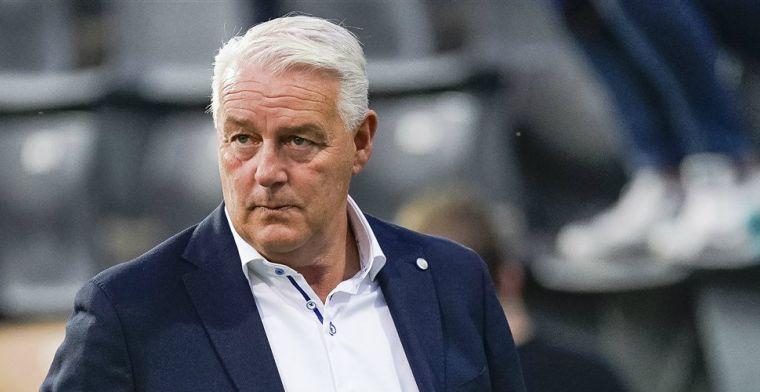 'De Koning treedt af', VVV-Venlo gaat op zoek naar nieuwe trainer