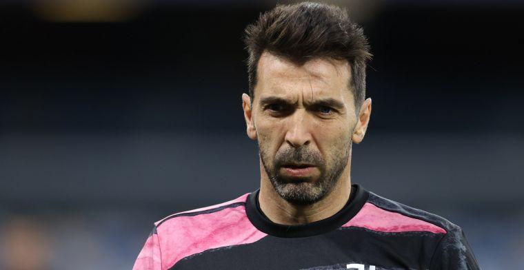 Buffon verklapt geheim achter ellenlange loopbaan: 'Geeft me de grootste trots'