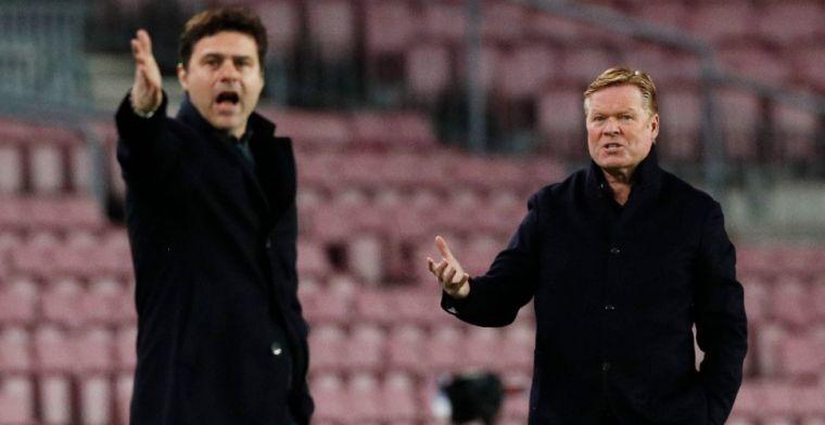 Koeman steunt Barça-schlemiel: 'Hij heeft zijn fout persoonlijk opgevat'