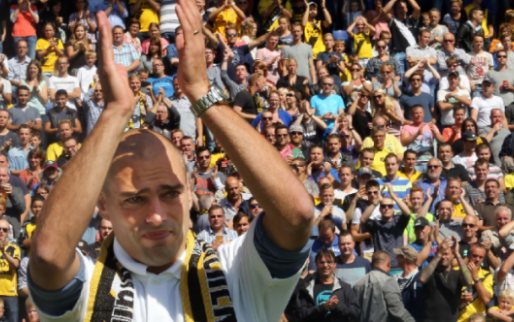 Afbeelding: Nieuws uit Breda: oude bekende Lurling keert terug bij NAC Breda