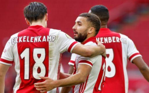 AD voorspelt vertrek van Ajax-spelers: aflopend contract en buitenlands avontuur