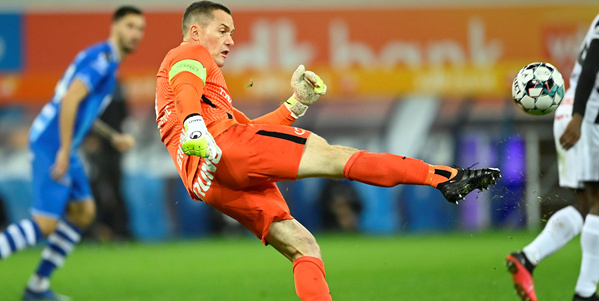 Vukovic is bijna einde contract bij KRC Genk: Nog twee jaar in Europa blijven