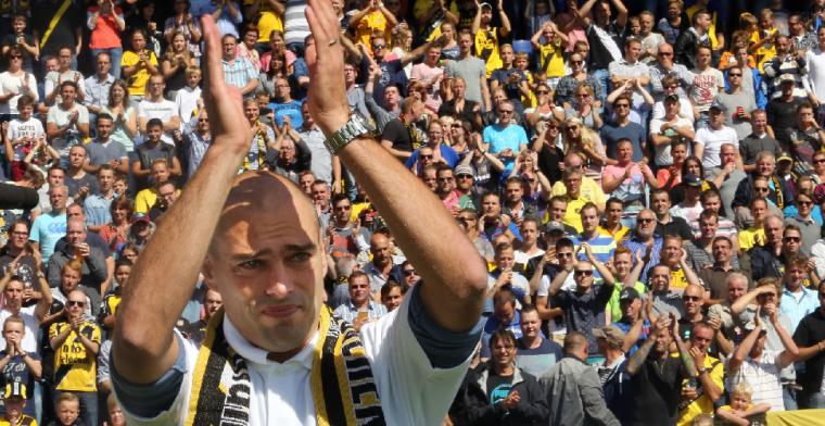 Nieuws uit Breda: oude bekende Lurling keert terug bij NAC Breda
