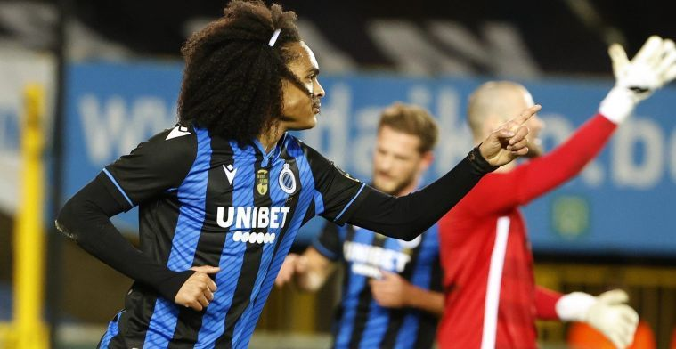 'Club Brugge is een fantastische club voor hem'