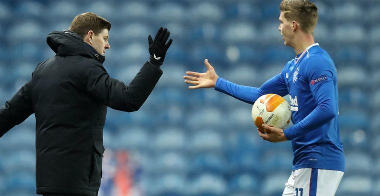 Gerrard wil niet enkel verdedigen tegen Antwerp: Dat mag niet in een thuismatch