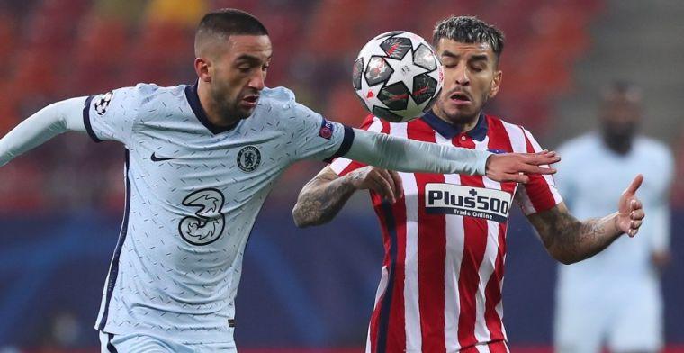 Stroeve start voor Ziyech bij Chelsea: 'Die ga je er niet uitspelen momenteel'