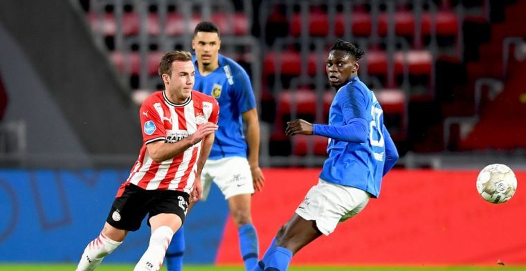 PSV haalt hoop uit Bayern München-verhaal van ervaringsdeskundige Götze