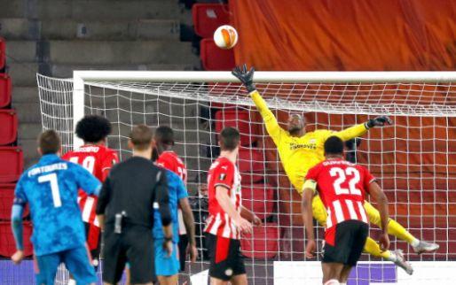 LIVE: Hassan dompelt PSV in rouw, Olympiakos maakt 2-1 in de slotfase