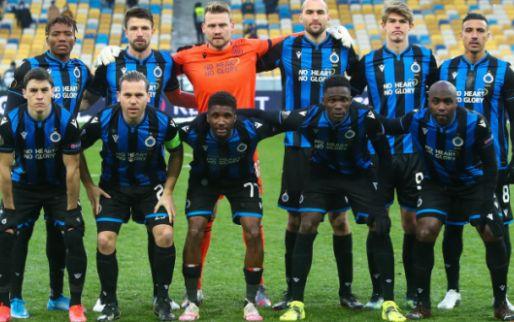 Vermoedelijke elf Club Brugge: corona slaat hard toe tegen Dynamo Kiev