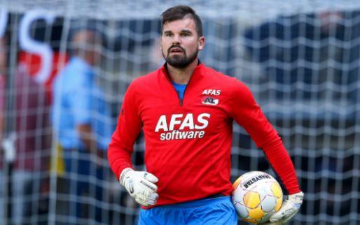 Afbeelding: Velthuizen staat voor eerste Eredivisie-optreden sinds 2014: 'Prettig om te zien'