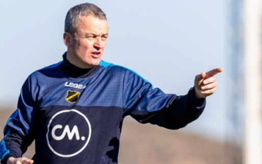 Afbeelding: Nieuws uit Breda: NAC haalt oude bekende terug als trainer O21-elftal