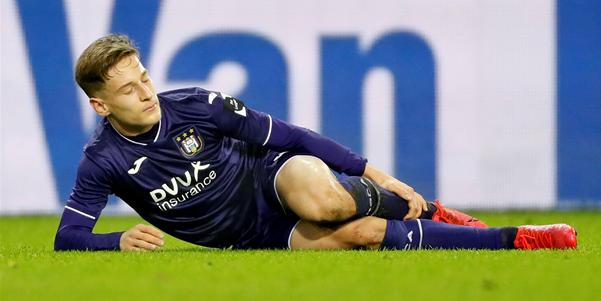 """Verschaeren op de weg terug bij Anderlecht: """"Kriebelt om het team te helpen"""""""
