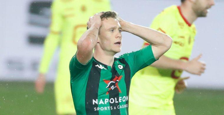 Domper voor Cercle Brugge: Somers moet onder het mes en is maanden out