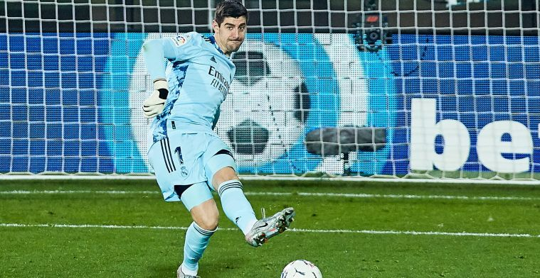 """Courtois laat zich uit over Hazard: """"Hij is wel terug zijn gelukkige zelve"""""""
