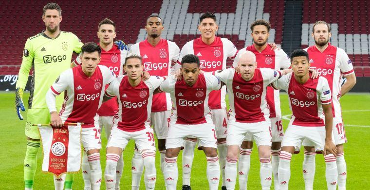 Ajax op rapport: routiniers scoren het hoogst, onvoldoende voor doelpuntenmaker