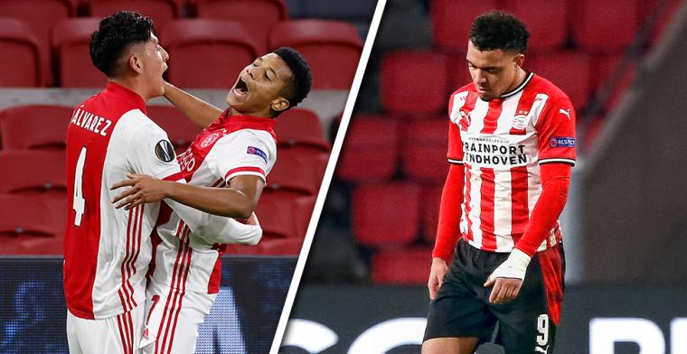 EL-conclusies Ajax en PSV: 'gouden invaller' in Arena, opvallende rol Schmidt
