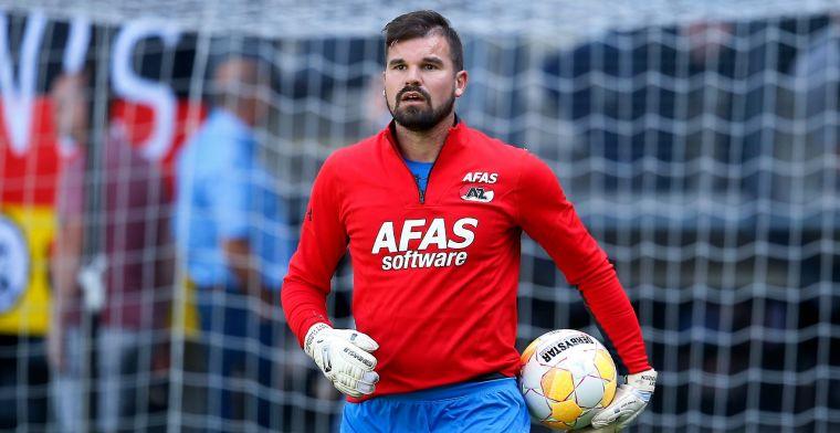 Velthuizen staat voor eerste Eredivisie-optreden sinds 2014: 'Prettig om te zien'