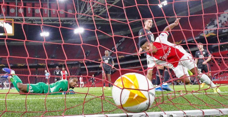 Dit zijn de vijftien mogelijke tegenstanders van Ajax in de Europa League