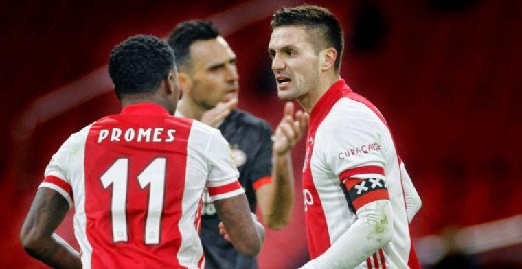 Teleurstelling na Promes-vertrek bij Ajax: 'We speelden bij Twente al samen'