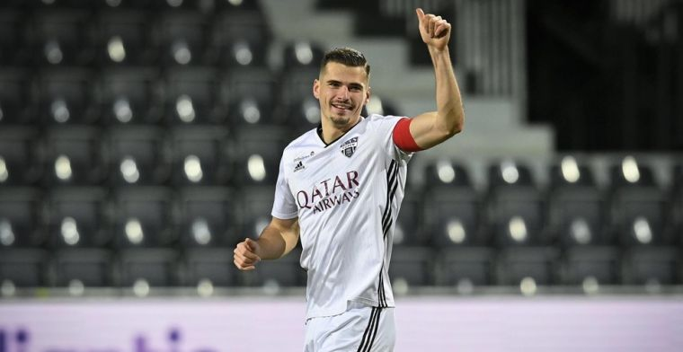 OFFICIEEL: CSKA Sofia haalt verdediger Koch weg bij Eupen
