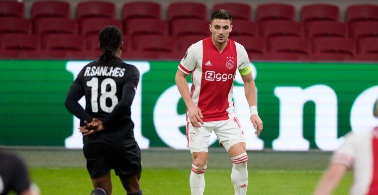 LIVE: Ajax na zenuwslopende slotfase door in EL ten koste van Lille (gesloten)