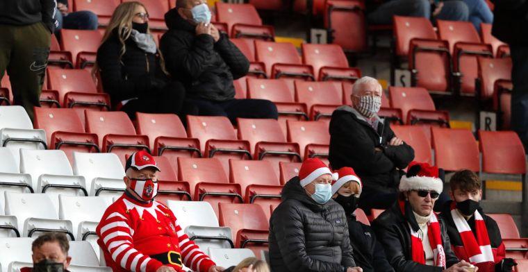 'Premier League wil voorlaatste speelronde verplaatsen na fans-plan regering'