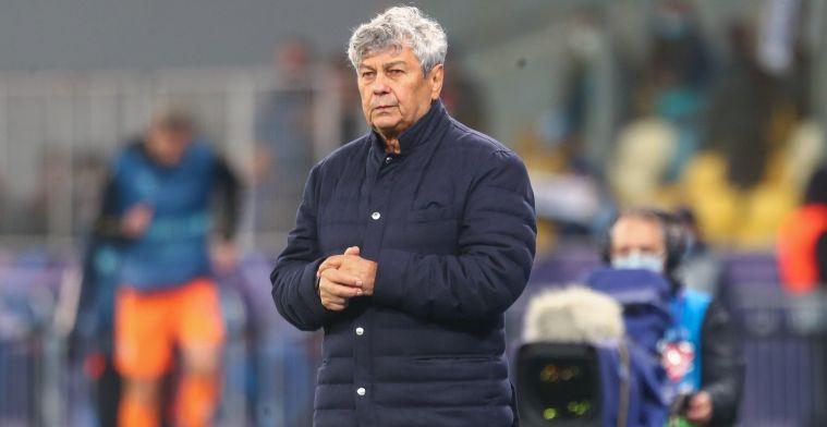 Dynamo Kiev-coach Lucescu over coronazorgen Club: Ik zie geen probleem