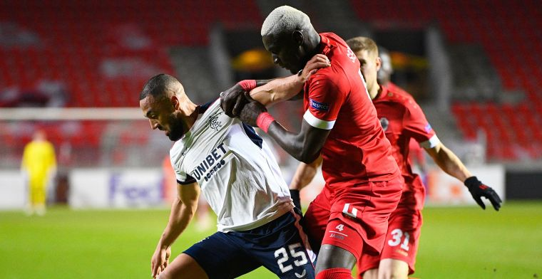 Schotse pers treurt: 'Tegen Antwerp had het stadion moeten kolken'