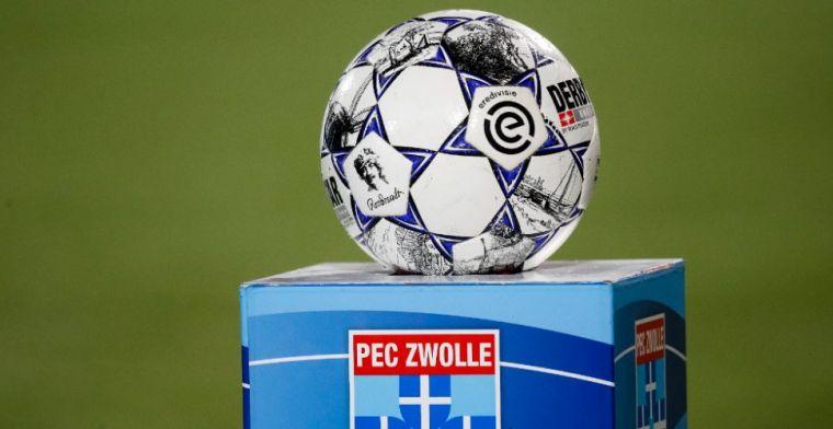 PEC maakt samenstelling technische staf voor duel met Heerenveen bekend