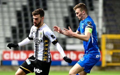 LIVE: Charleroi heist zich op gelijke hoogte tegen KRC Genk