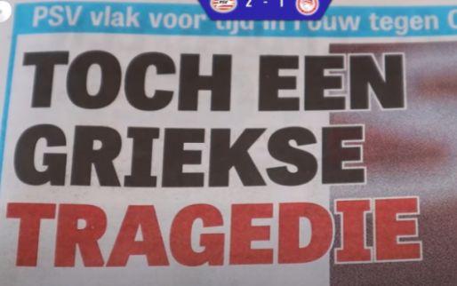 'Tranen bij PSV: grote financiële gevolgen door onnavolgbare Schmidt'