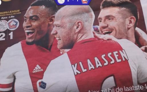 Frankrijk 'voelt zich gepiepeld' na uitschakeling Lille tegen Ajax