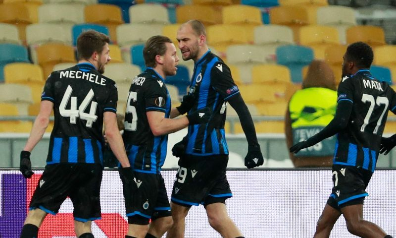 Afbeelding: Dost vergroot zorgen bij geëlimineerd Club Brugge: 'Ergens is er wel een einde'
