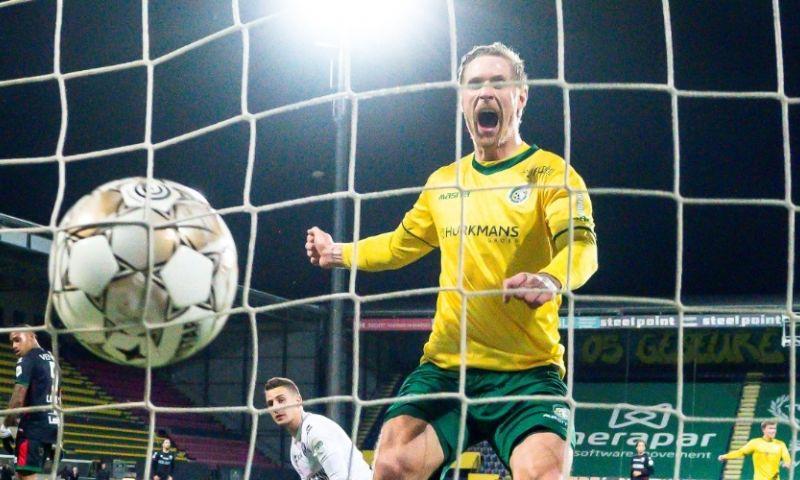 Afbeelding: Fortuna troefde Twente, Groningen en Vitesse af: 'Door de connectie met Hofland'