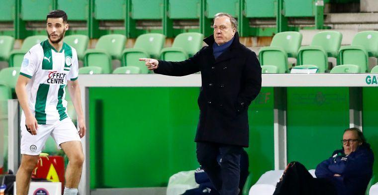 Advocaat denkt aan nieuwe positie Jörgensen: 'Zou hem nu eerder daar opstellen'