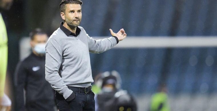 """KV Kortrijk bekampt Zulte Waregem: """"Beelden getoond van sfeer en tifo's"""""""