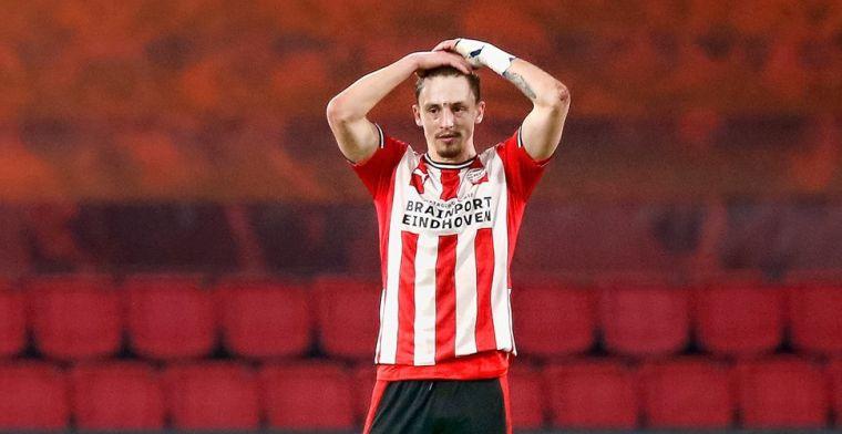 Perez ziet PSV goed spelen: 'Hij heeft voetbalintelligentie en Sangaré niet'