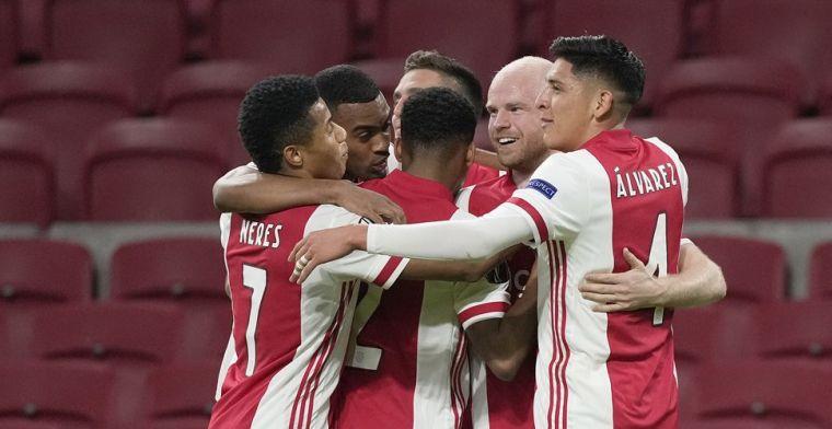 Klaassen: 'Dat hield Ajax overeind, dat is echt iets van de laatste weken'