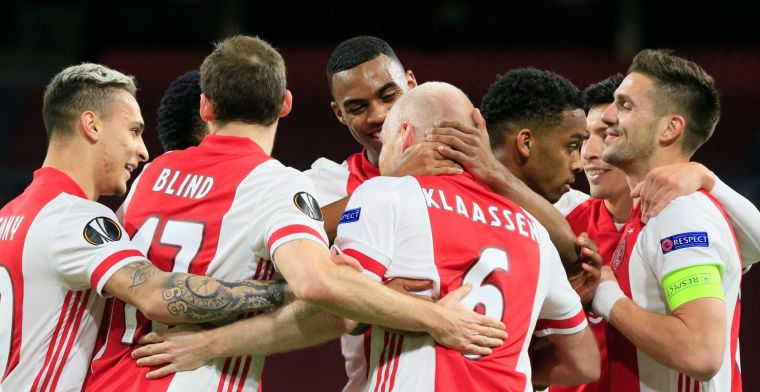 Ajax treft Leverkusen-beul Young Boys in achtste finales Europa League