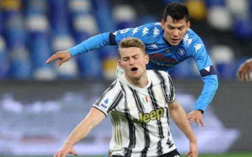 Juventus gaat De Ligt een nieuwe aanbieding doen