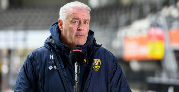 LIVE-discussie: VVV moet vleugelspelers missen, Vitesse wil vrije val stoppen
