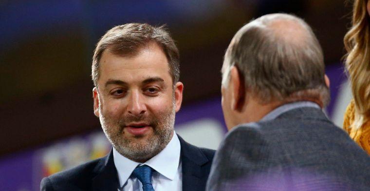 De Witte (KAA Gent) verdedigt Bayat: Je hebt competente tussenpersonen nodig