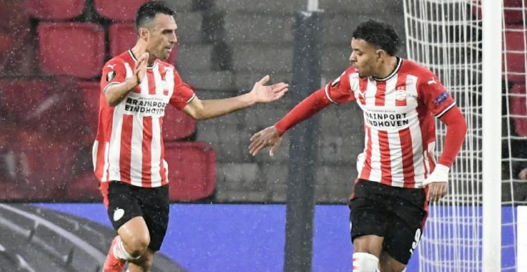 'De aanwezigheid van Zahavi bij PSV helpt Malen niet bij zijn ambitie'