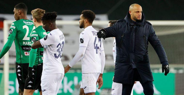 Anderlecht zit met dubbel probleem: Het intrinsiek scorend vermogen is beperkt