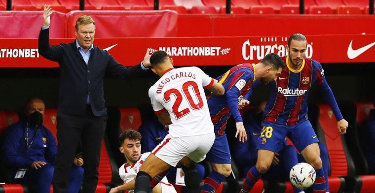 Keuze Koeman pakt uitstekend uit: 'Dat is de sleutel geweest tegen Sevilla'