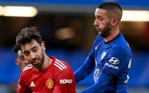 Afbeelding: Manchester United slaat Champions League-aanval van Ziyech en de zijnen af
