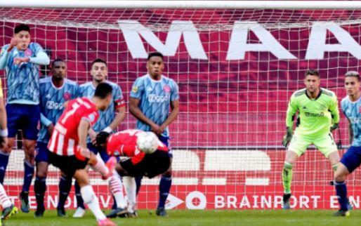 LIVE: Tadic zet Ajax vanaf stip op 1-1 en gaat compleet door het lint (gesloten)