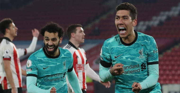 Opluchting op Anfield: Liverpool wint na vier Premier League-nederlagen weer eens